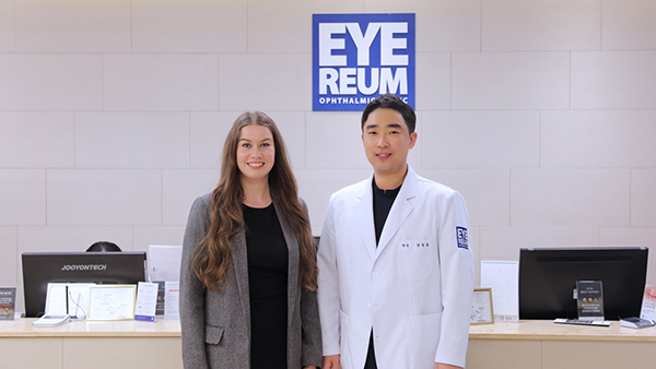 Headquarter of Zeiss in Germany visited EYEREUM EYE CLINIC