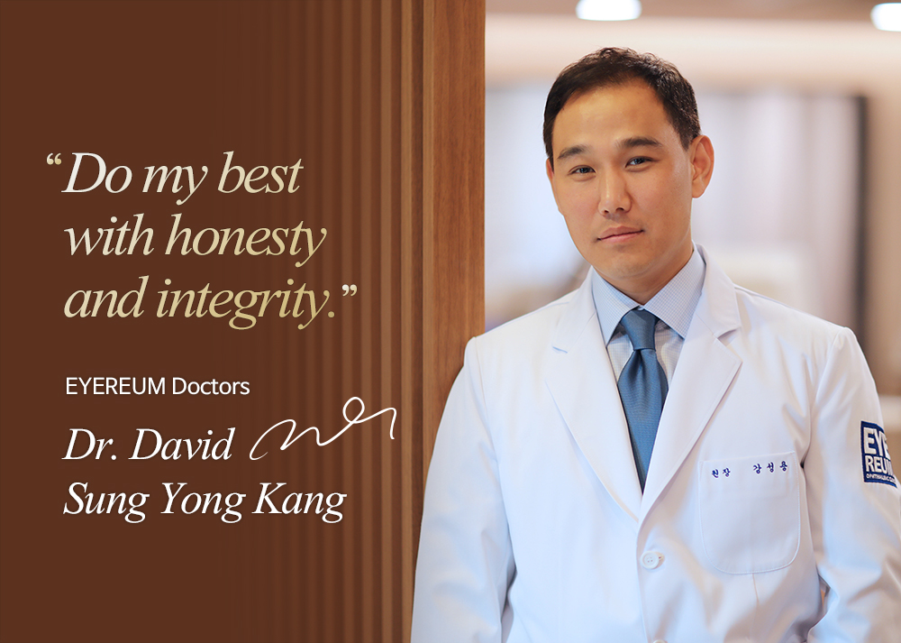 If it isn't safe wearing glasses is better. EYEREUM Doctors Dr. David Kang(David Sung Yong Kang)